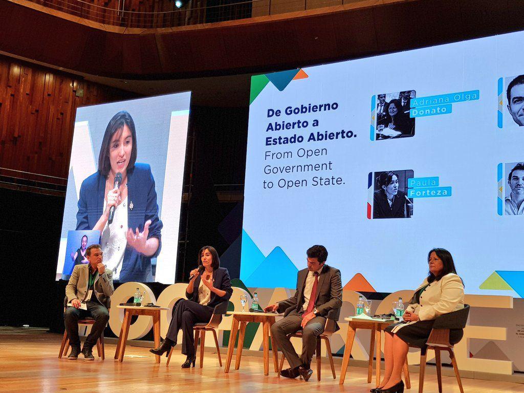 Passer d'un gouvernement à un État ouvert : le rôle des Parlements