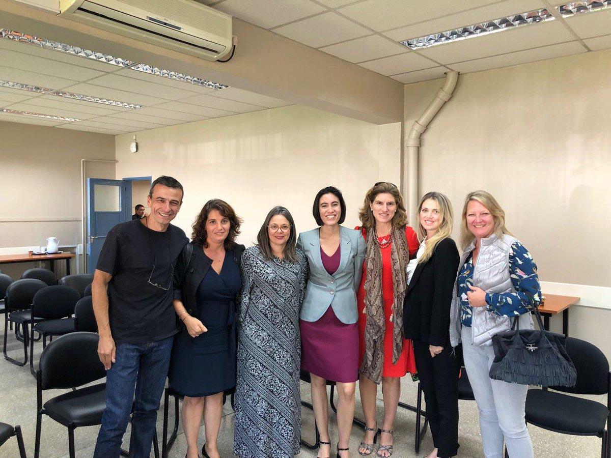 Visite du Lycée François Mitterrand à Brasilia
