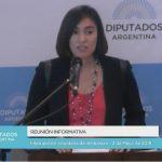 Mes interventions en faveur de la dépénalisation de l'avortement en Argentine
