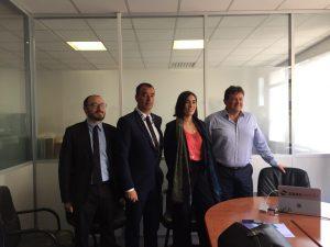 Visite de terrain auprès de 3 entreprises du numérique dans le cadre de la mise en oeuvre du RGPD
