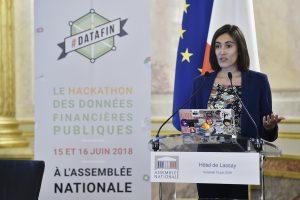 Datafin-Hackathon. Hotel de Lassay.Paris. 15 06 2018
